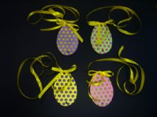 Small Hanging Easter Egg